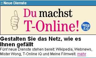 T-Online 2.0